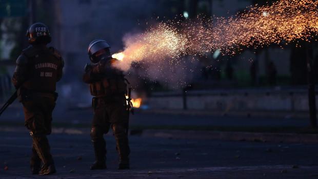 Piñera afirma que Chile está en «guerra» por las protestas que han causado ya diez muertos