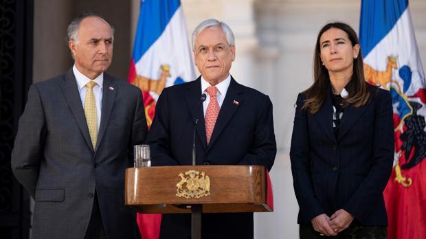 Piñera cancela dos cumbres mundiales por la crisis social