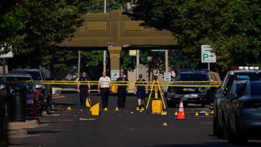 Cinco muertos, entre ellos 3 niños, en un tiroteo en EE.UU.
