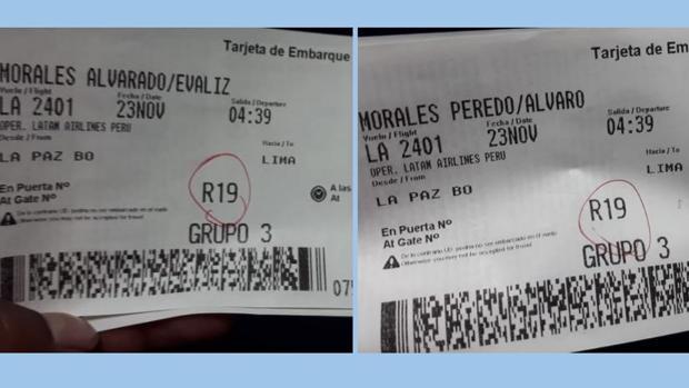 Los hijos de Evo Morales abandonan Bolivia con destino Argentina