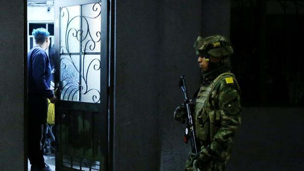 El alcalde de Bogotá decreta el toque de queda en toda la ciudad