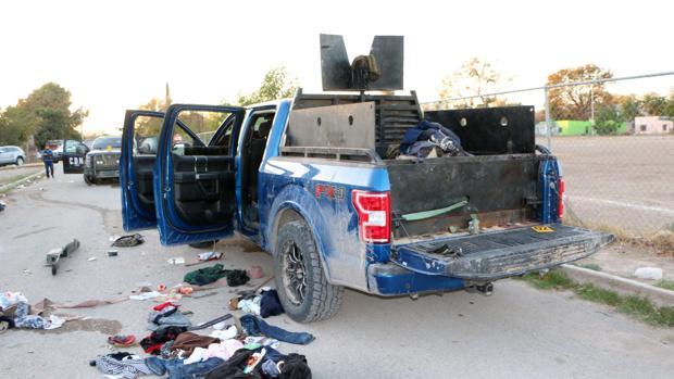 Un tiroteo entre policías y supuestos narcos causa 21 muertos en el norte de México