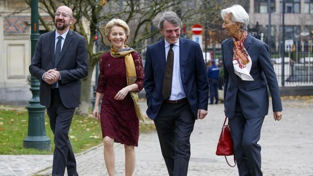 Von der Leyen promete dejar «una UE más fuerte» que la que recibe