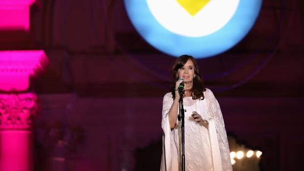 El regreso al escenario de Cristina Kirchner