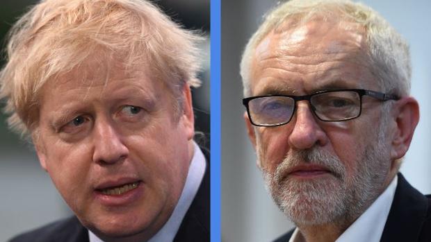 Boris Johnson contra Corbyn: todas las pistas para entender unas elecciones en el Reino Unido cruciales