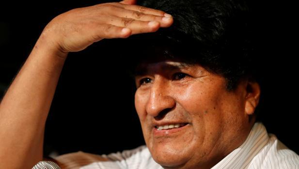 La Fiscalía de Bolivia emite una orden de detención contra Evo Morales