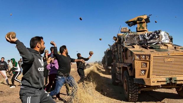 Turquía amplía su política expansionista militar en Oriente Próximo