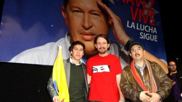 2020: El Gobierno de Pablo Iglesias y Venezuela
