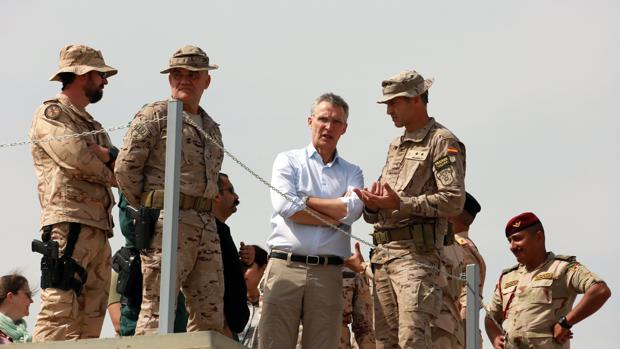 La OTAN convoca este lunes una reunión urgente de embajadores para abordar la crisis EE.UU-Irán