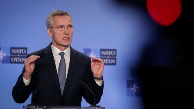 La OTAN cierra filas con EE.UU. y exige a Irán evitar «más violencia y provocaciones»