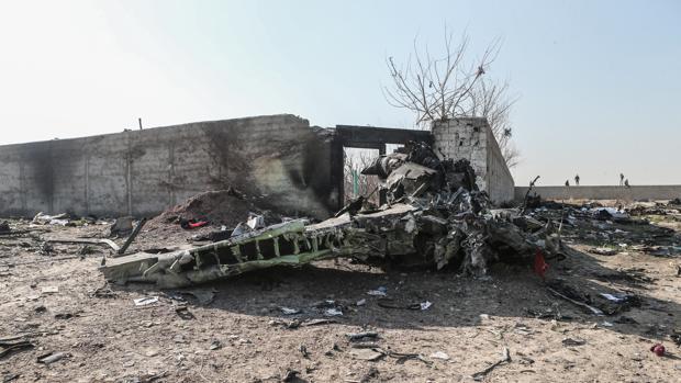 Trump cree que Irán derribó por error el vuelo ucraniano en el que murieron 176 personas