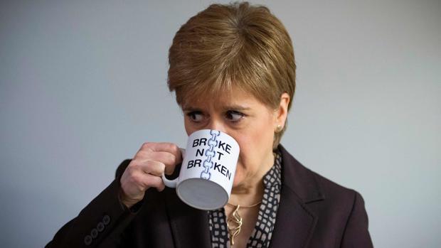 El Gobierno británico niega a Escocia la celebración de un segundo referéndum de independencia