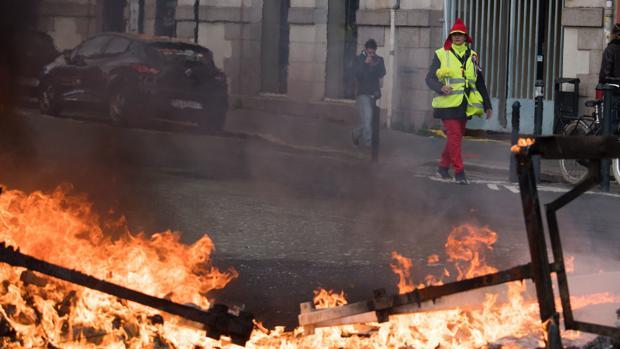 Crecimiento inquietante de la violencia en Francia