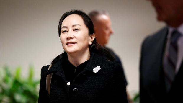 China pide a Canadá que libere a la «heredera» de Huawei al empezar la vista de su extradición a EE.UU.