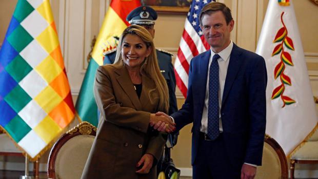 Estados Unidos prevé enviar un embajador a Bolivia por primer vez en once años