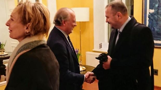 La Embajada española en Rusia agasaja a los residentes moscovitas que dominan el español