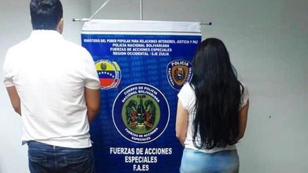 Capturan en Venezuela a la excongresista colombiana que se fugó cuando estaba en el dentista
