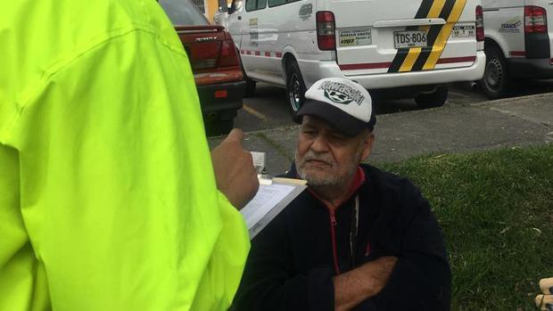 La Policía de Colombia captura a «Martín Sombra», el 'carcelero' de las FARC