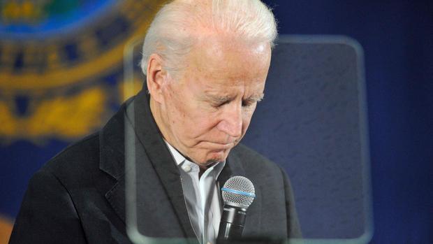 El varapalo en Iowa pone cuesta arriba la carrera electoral de Joe Biden