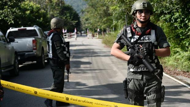 Un soldado asesina a 20 personas durante un tiroteo en un centro comercial de Tailandia