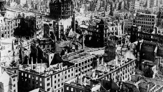 La extrema derecha alemana se apropia de la conmemoración del bombardeo de Dresde