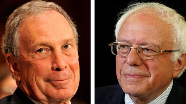 Bloomberg se dispara en las encuestas de la carrera demócrata y participará en su primer debate