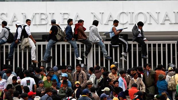 Latinoamérica tiene políticas contra la pobreza, pero no para la nueva clase media
