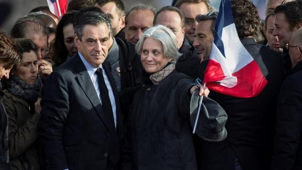 Comienza en Francia el proceso contra François Fillon y su esposa