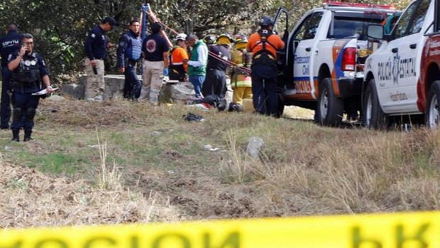 Hallan muertos a tres estudiantes y un conductor de Uber en la ciudad mexicana de Puebla