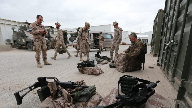 Los españoles de la «generación afgana»