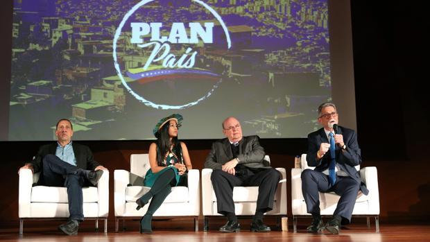 La oposición venezolana presenta en Madrid su «Plan País» para el rescate nacional