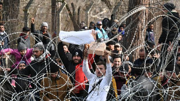 La UE cierra filas con Grecia para evitar una nueva crisis migratoria