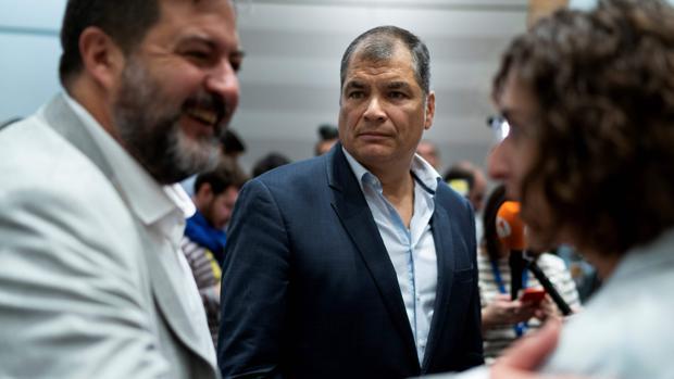 La Fiscalía de Ecuador pide ocho años de prisión para el expresidente Rafael Correa