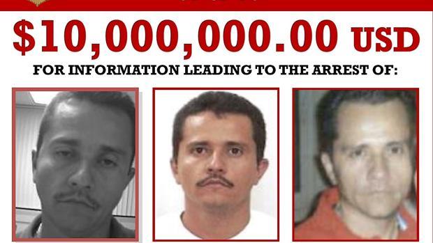 El narcotraficante mexicano «El Mencho» convertido en el más buscado por la DEA