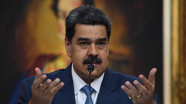Estados Unidos hará lo posible por capturar a Maduro