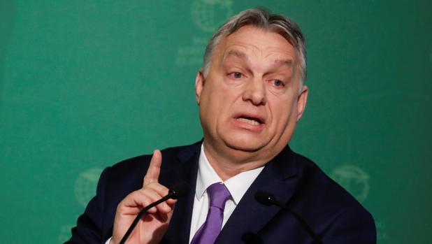 Orban, el malo de la película