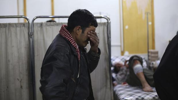 La ONU denuncia el ataque a seis hospitales en Siria a pesar de las leyes internacionales