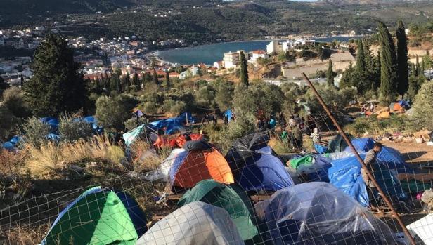 Grecia: comienza la acogida en el resto de Europa de menores no acompañados