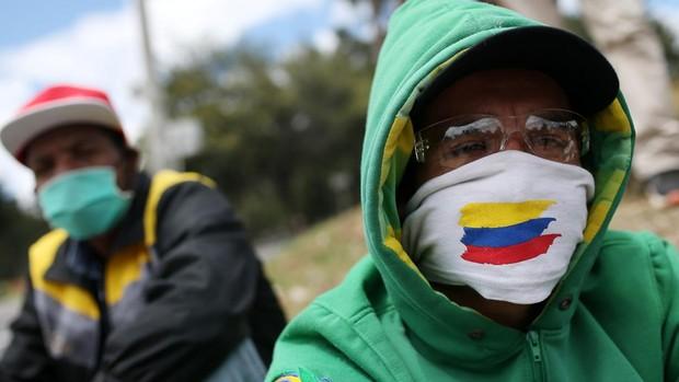 Colombia extiende su confinamiento hasta el 11 de mayo