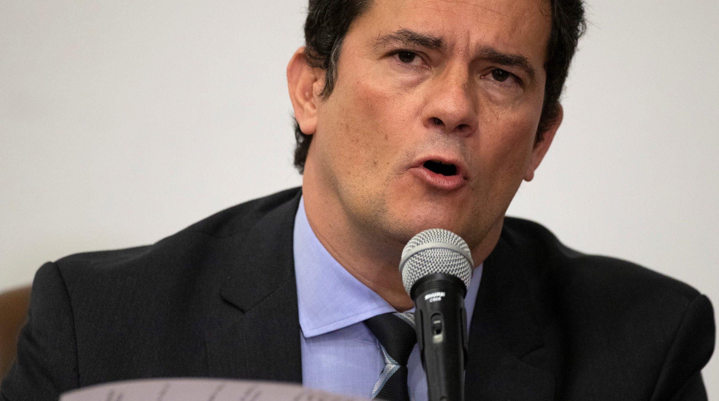 Dimite el ministro de Justicia de Bolsonaro por «interferencias politicas» en la lucha contra la corrupción