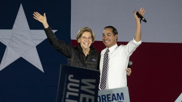 Los demócratas, los que más emplean el español en EE.UU. para ganarse a los votantes hispanos