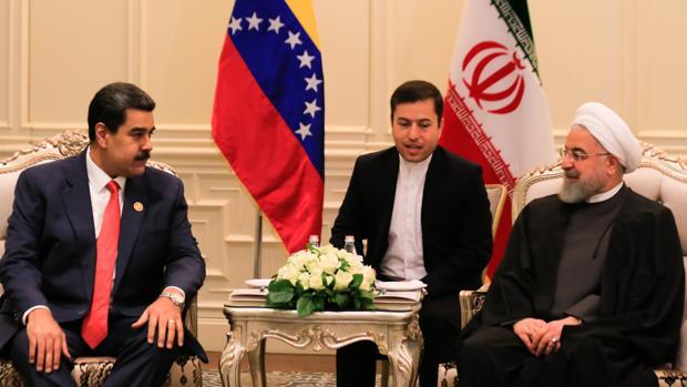 EE.UU. denuncia el desembarco de Irán en Venezuela para apoyar a Maduro, tras la revelación de ABC