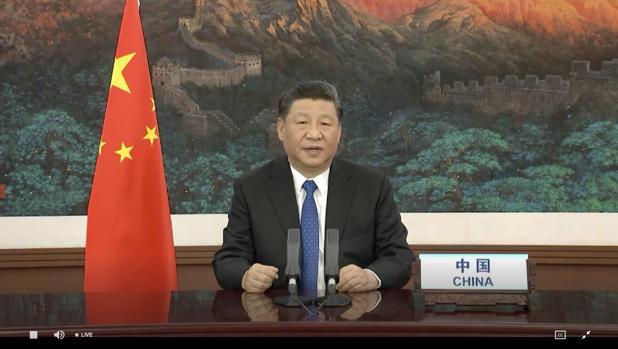 Xi Jinping rechaza ante la OMS una investigación del coronavirus hasta controlar la pandemia