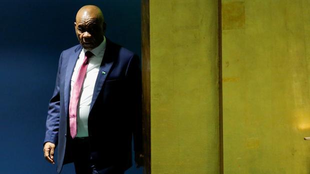 Lesoto tiene nuevo primer ministro tras la esperada dimisión de Thabane