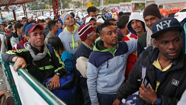 La situación de los inmigrantes venezolanos podría empeorar por la llegada del invierno, según Acnur