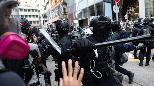 Hong Kong se resiste a ser como la China de Xi Jinping