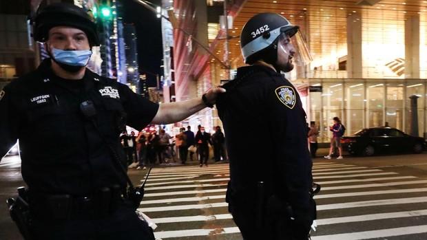 Los negros tienen 2,5 más de posibilidades de morir a manos de la Policía que los blancos en EE.UU.