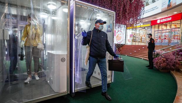 Putin convoca a las urnas el 1 de julio con la pandemia aún viva