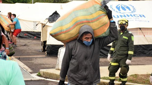 La cifra de desplazados forzosos en el mundo aumenta a 79.5 millones en 2019, según Acnur