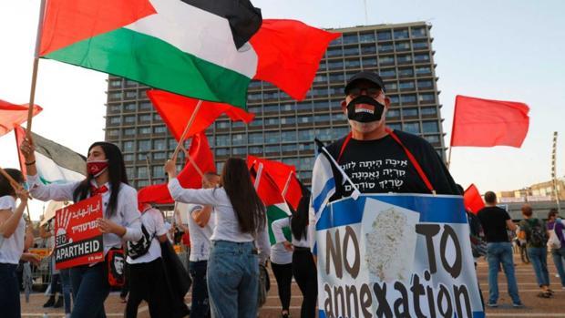 Estados Unidos blinda la anexión israelí de Cisjordania frente a las críticas internacionales